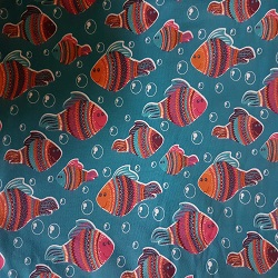 Peixos de colors