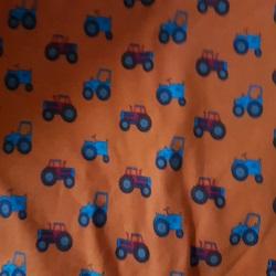 Tractor fons taronja