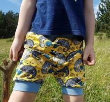 bloomer estiu pantalons de punt curts
